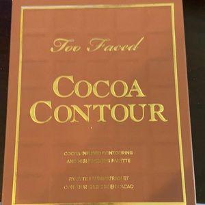 Brand new cocoa contour palette